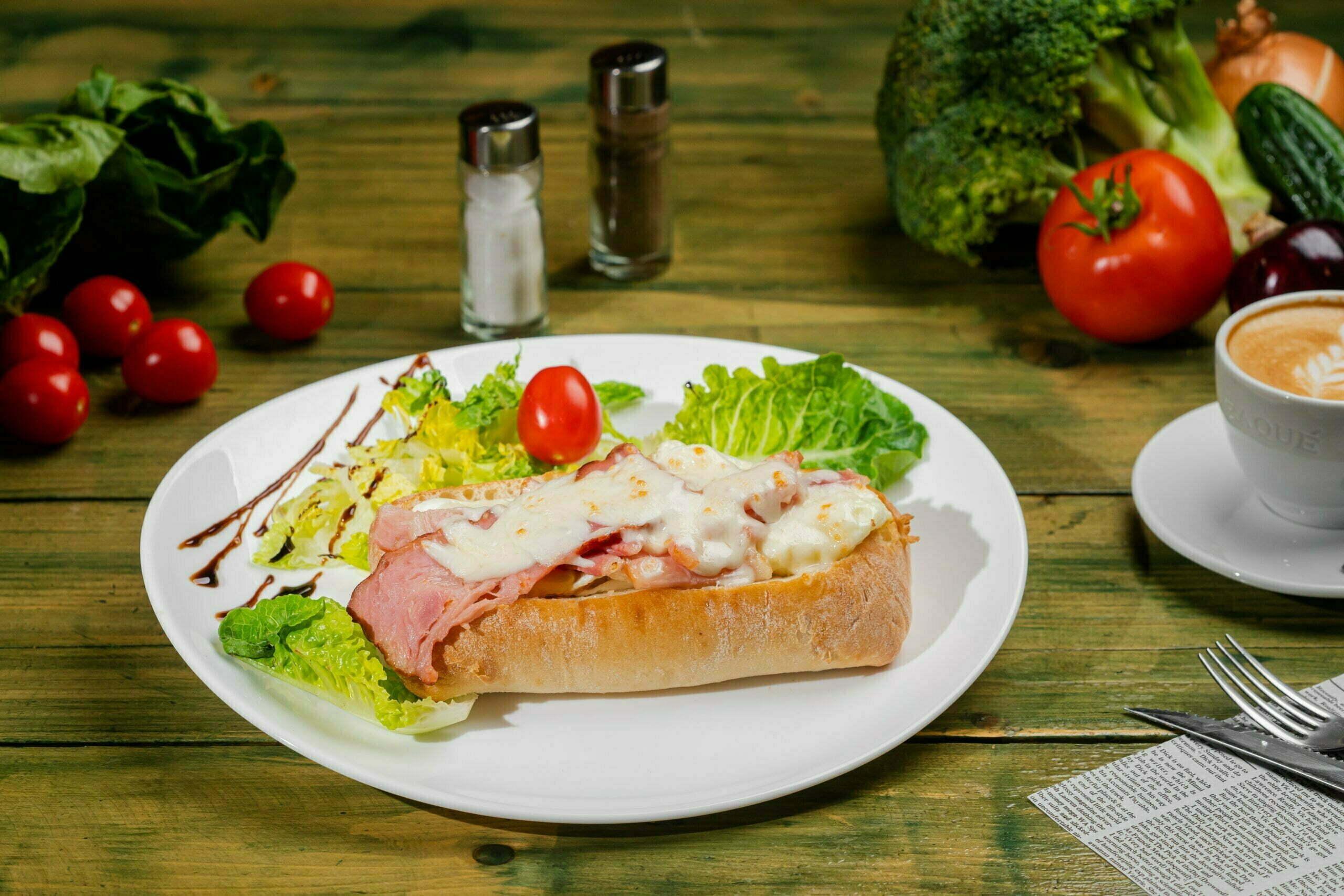 sandwich cu ou