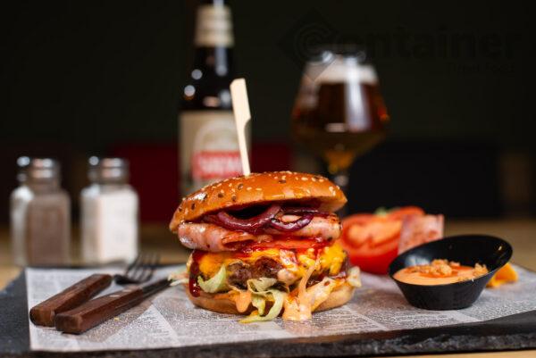 burger picant