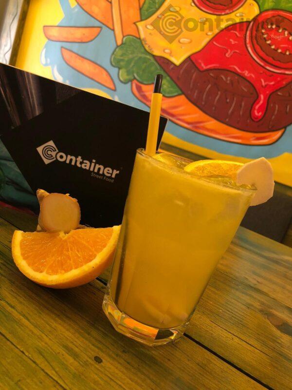 cocktail ginger 1,1
